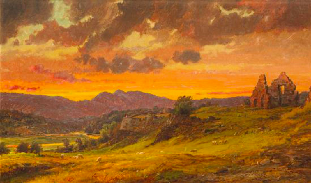 Jasper Francis Cropsey (1823–1900)