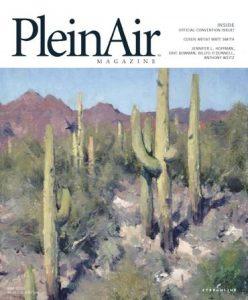 Matt Smith PleinAir Magazine cover image