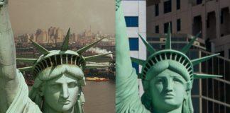statue of liberty Robert Davidson liberty statue sculpture