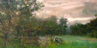 richard schmid clayton beck painting landscape oil painting plein air magazine