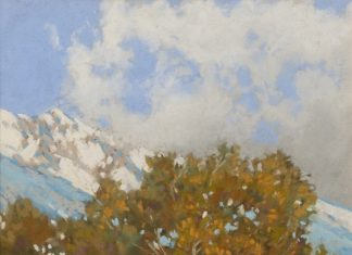 "Robert Knudson - ""First Snow"""