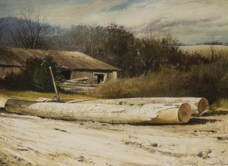 """Emmitt Thames - """"Sawmill"""""""