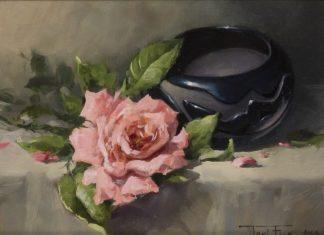 "Joni Falk - ""Carved Elegance"""