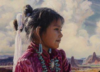 """Brad Schmidt - """"Little Navajo"""""""
