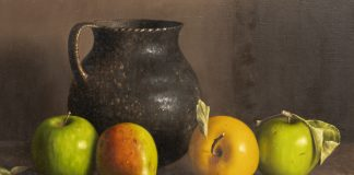 """William Acheff - """"Apples And Pears"""""""