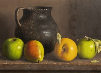 "William Acheff - ""Apples And Pears"""