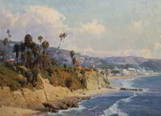 "Mian Situ - ""California Coastline"""