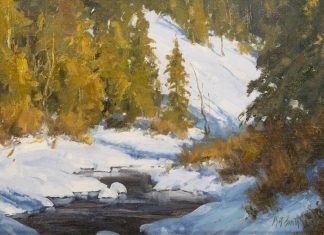 "Matt Smith - ""Willow Creek Snow"