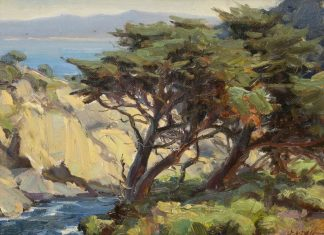 "Clyde Aspevig - ""Point Lobos"""