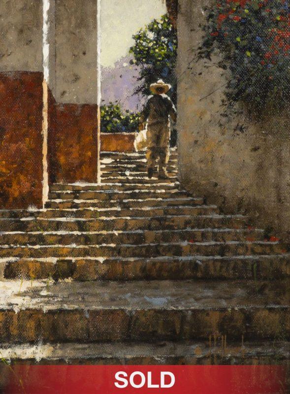 "George Hallmark ""Tomorrow"" architecture stairs Mexico"